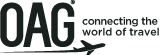 OAG connecting the world of travel logo